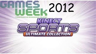 GamesWeek 2012 - Xbox 360 - Kinect Sports Ultimate Collection