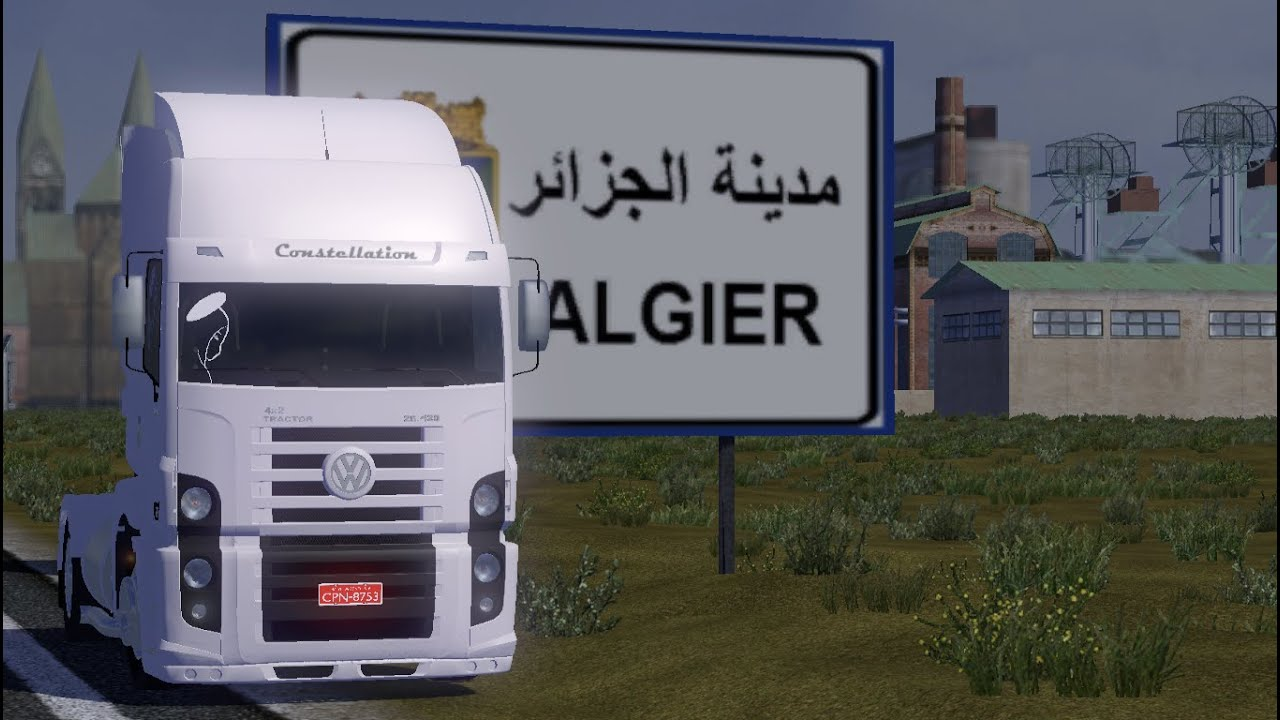 ets2 north africa map