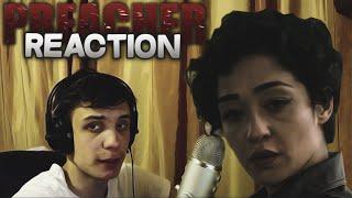Reaction   3 серия 1 сезона