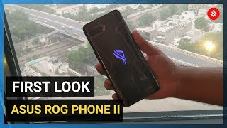 Asus ROG Phone 2 first look: The most powerful gaming smartphone