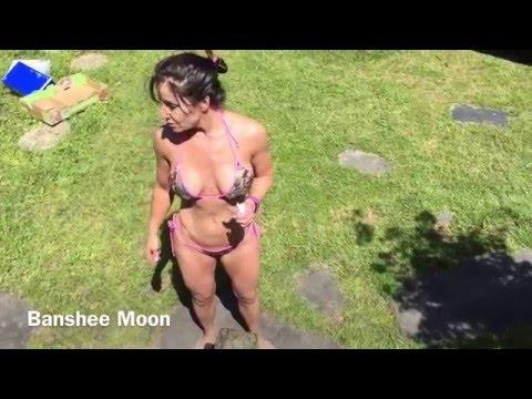 How to grow jalapeno. Farm girl planting some seeds on the Banshee Moon farm.