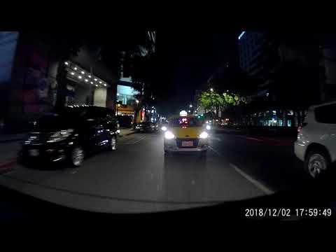 愛閃大燈的台灣大車隊有這麼趕嗎 TAG-002
