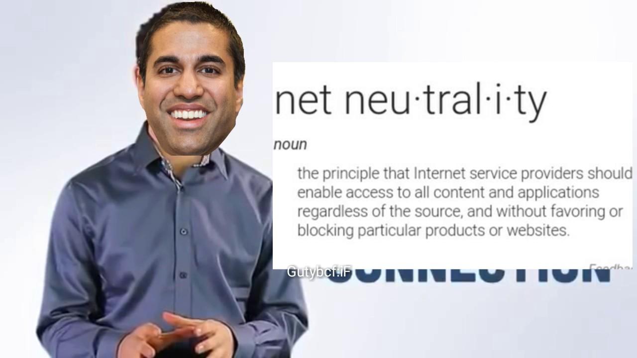 maxresdefault ajit pai and net neutrality meme youtube