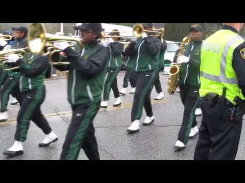 GREENVILLE COUNTY HS MARCHING EAGLES