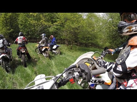 Dirt Biking at a Top Secret Location - S5|EP11