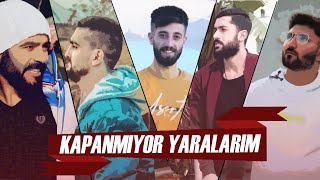 AzizCan  Yargısız İnfaz  Onur Adanaş  Mehmet Özdemir  Nefret Mc  Kapanmıyor YaraLarım
