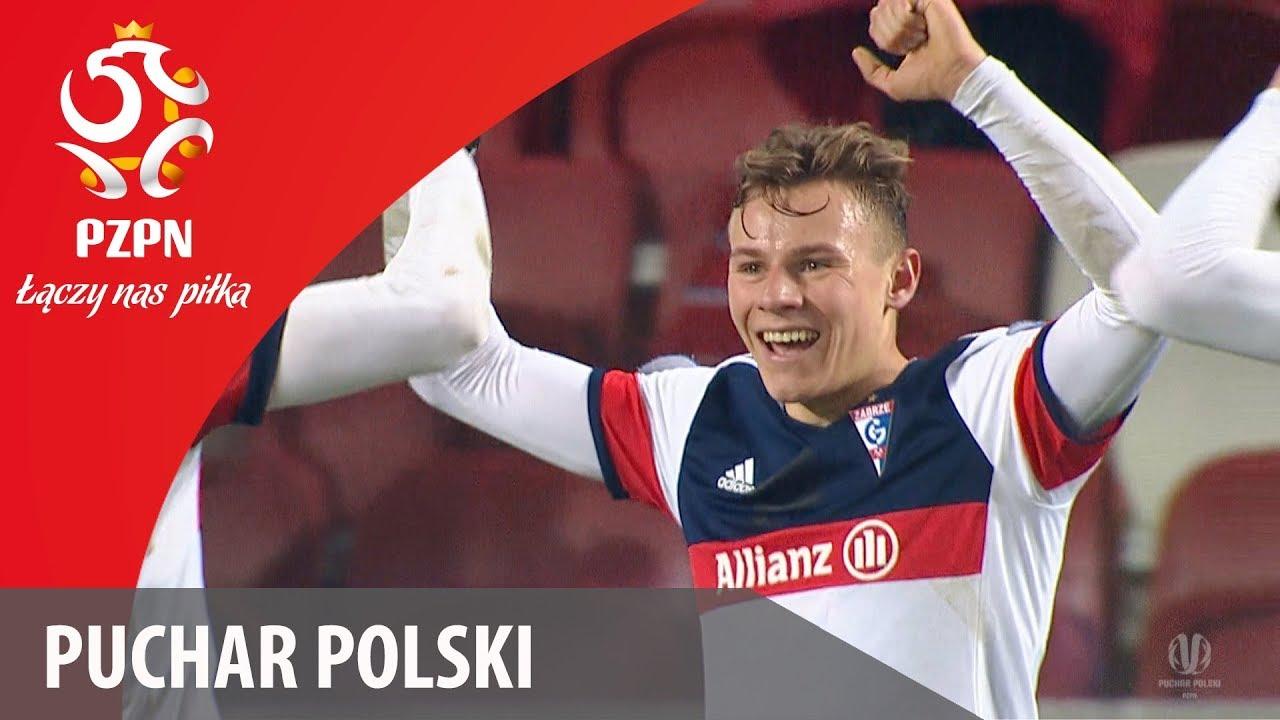 Magazyn Pucharu Polski (1/4 finału) Cz.2