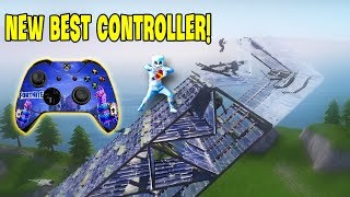 *NEW* Best Controller Player in Fortnite! | (Gronky Fortnite Compilation)