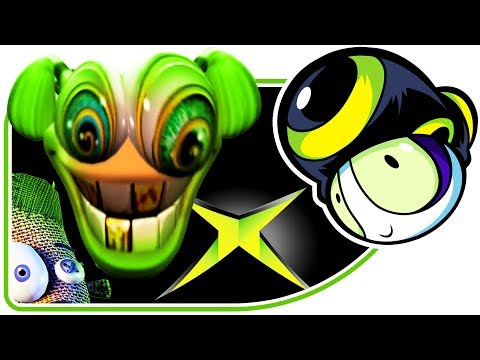 Original XBOX's 4 Failed Mascots (@RebelTaxi) Mad Dash Whacked VooDoo Vince In A Fuzion Frenzy