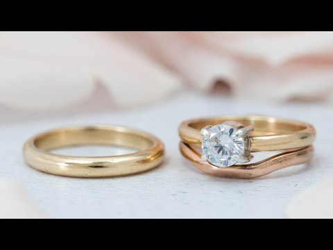 how-to-make-wedding-rings---jewellers-academy-course-trailer