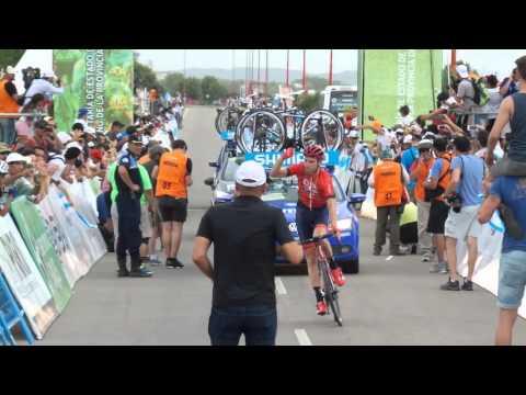 Peter Koning vince la terza tappa del Tour de San Luis