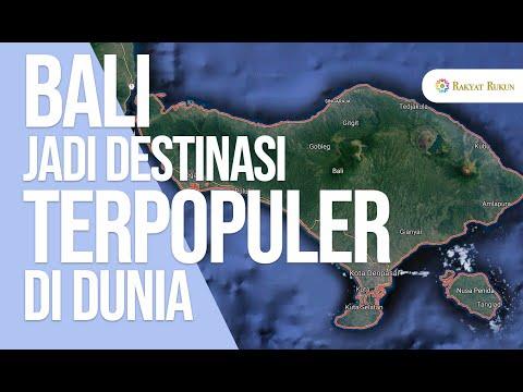 Wow ! Bali Kalahkan Phuket Sebagai Destinasi Terpopuler Dunia | Rakyat Rukun