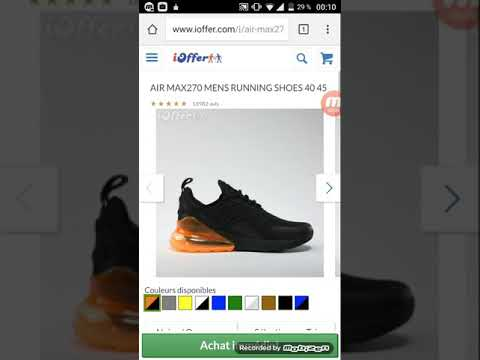 6b7fd598909534 Ioffer Nike Air Max 270  89 - YouTube
