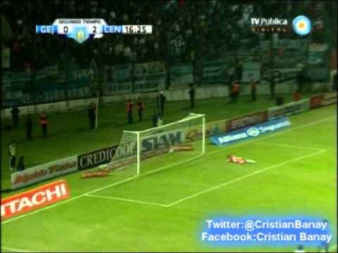 Gimnasia de Jujuy 0 Rosario Central 3 (Audio Mundo Ascenso) Torneo Nacional B 2012/13 Los goles