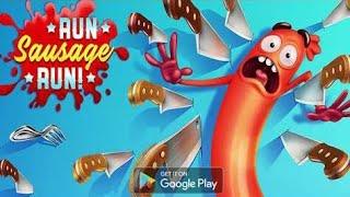Sausage Run// zombie sausage