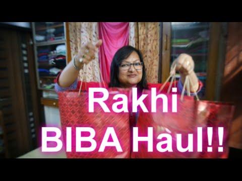 Rakhi Outfit+Gift Ideas   BIBA WOMEN