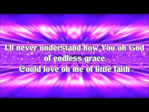 Matthew West Oh Me Of Little Faith (Lyric Video)