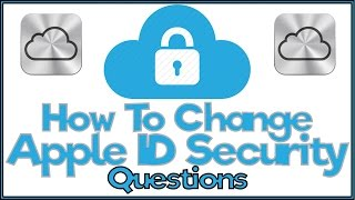 Gambar cover How To Reset Apple ID Security Questions - FULL TUTORIAL