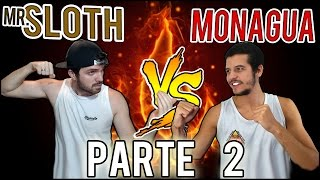 Baixar SLOTH VS MONAGUA - BATALHA ÉPICA ENTRE 2 NOOBS - PARTE 2