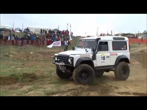 Jeep Wrangler Tj 4 0 Land Rover Defender 90 V8 Offroad Youtube
