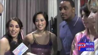 Shaun Evaristo Blueprint Cru Pre Show Interview Abdc Season Week - Abdc blueprint cru