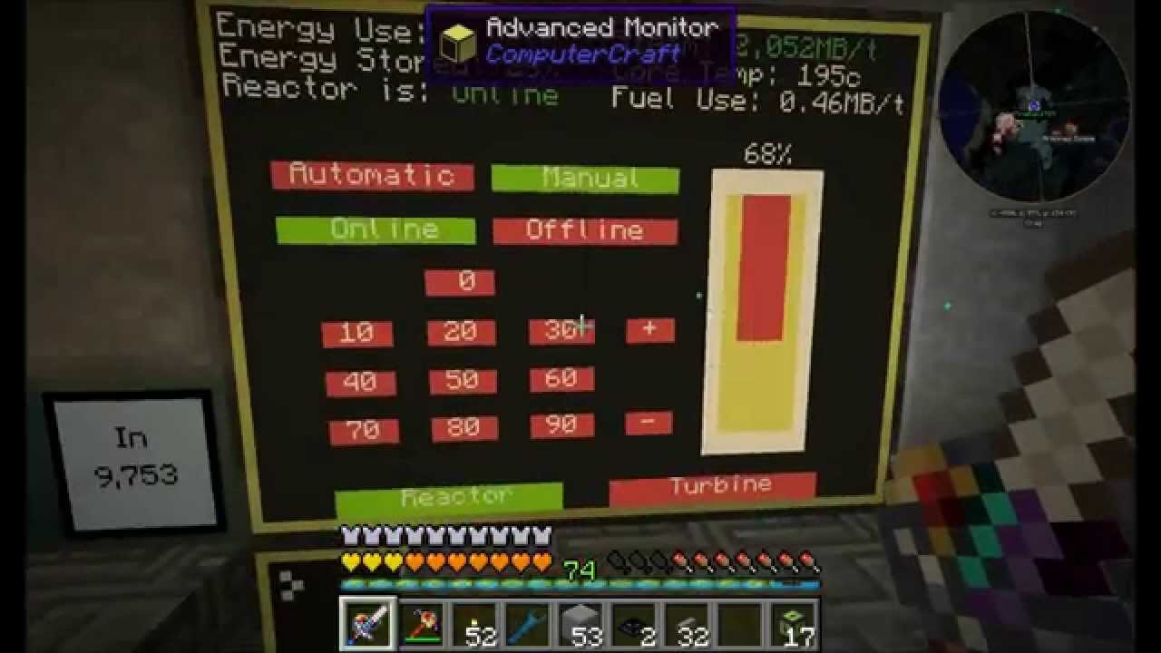 Forgecraft2 S5E25 Turbines