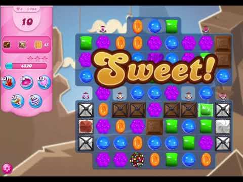 Candy crush saga level 3954 no boosters youtube - 1600 candy crush ...