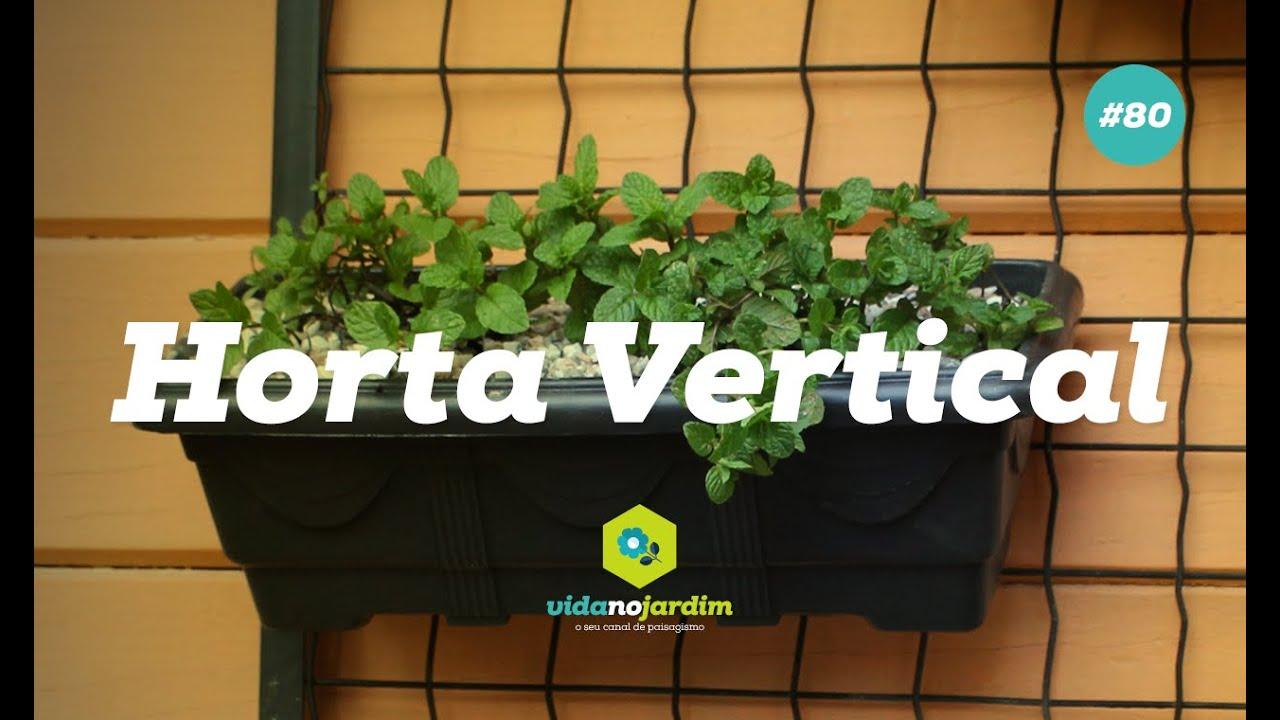 Como fazer uma horta vertical 80 youtube for Como criar caracoles de jardin