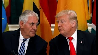 Tillerson often at odds with Trump over North Korea