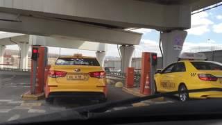 видео Такси в аэропорт Шереметьево