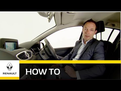 Having Your Vehicle Serviced - Renault UK