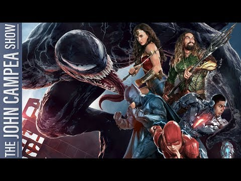 Venom Passes Justice League Box Office Total - The John Campea Show