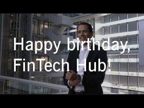 Happy birthday, FinTech Hub! - Drei Fragen an Eric Leupold