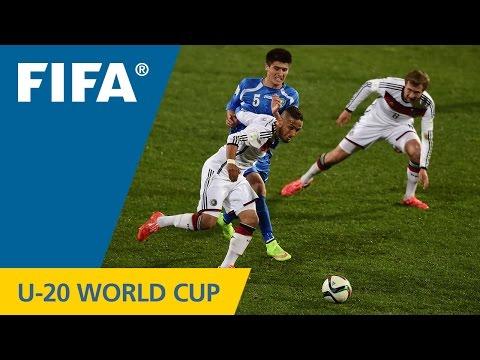 Germany v. Uzbekistan - Match Highlights FIFA U-20 World Cup New Zealand 2015