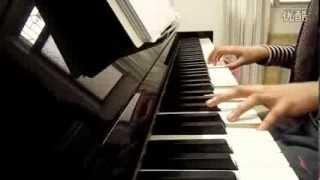 Fairy Tail Main Theme 魔導少年/妖精的尾巴 主題曲 鋼琴演奏