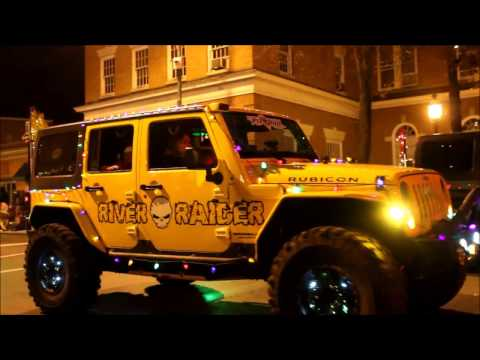 47th Annual Chambersburg Thanksgiving&Christmas Parade 2016