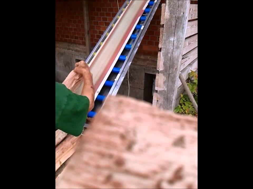 Außergewöhnlich Förderband Eigenbau - YouTube #GZ_84