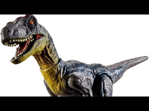 069f28dda More New Jurassic Park Legacy Mattel Toys!!! - YouTube