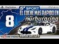 GT SPORT - EL COCHE MAS RAPIDO EN NURBURGRING #8 | DODGE VIPER SRT GT3 | GTro_stradivar