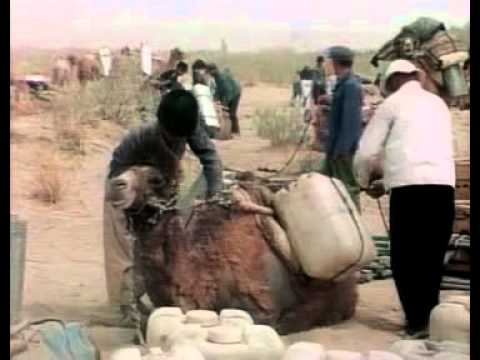 The Silk Road 06 Across The Taklamakan Desert