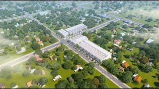 Dự án Đất Phương Nam Resident (Khu dân cư Bến Cầu (Tây Ninh)