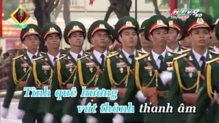 Karaoke - Mát Mãi Khúc Quân Hành