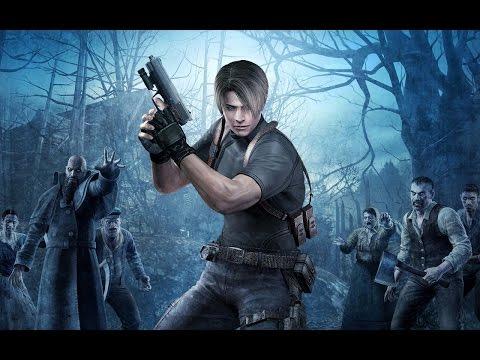 Zerando Resident Evil 4 HD (PS3)