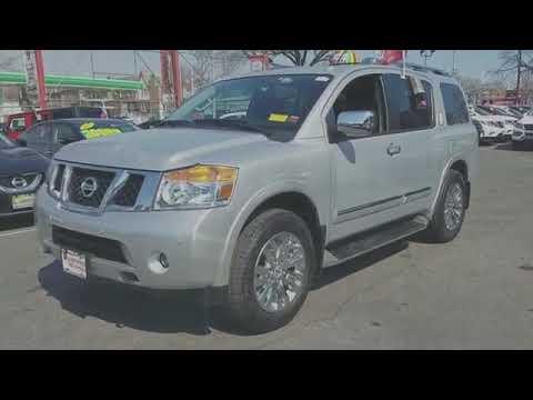 2015 Nissan Armada Platinum Jackson Heights, Bronx, Brooklyn, Manhattan, Queens