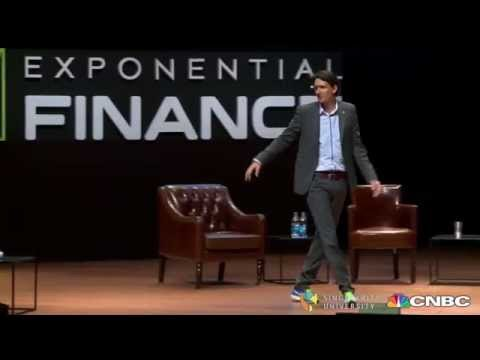 Robots: Changing Everything (Rob Nail) - Exponential Finance 2014