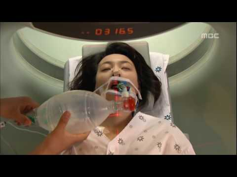 CPR Scene from Medical Drama