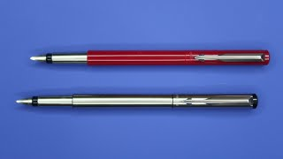 PARKER VECTOR     Обзор перьевой ручки     ProPencils