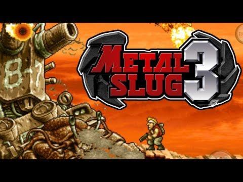 Nostalgia Blast - Metal Slug 3 |