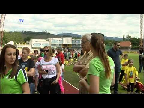 MEMA TV - KW 26 - Leichtathletiktag der Volksschulen in Kapfenberg