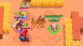 SPIKE VS ALL EPICS 1v1 :: SPIKE GOT BULLIED | Brawl Stars Gameplay